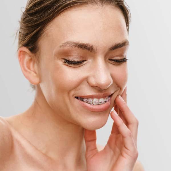 Zahnspange für Erwachsene